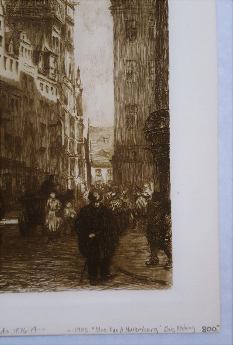 Une Rue a Nuremberg For Sale 1