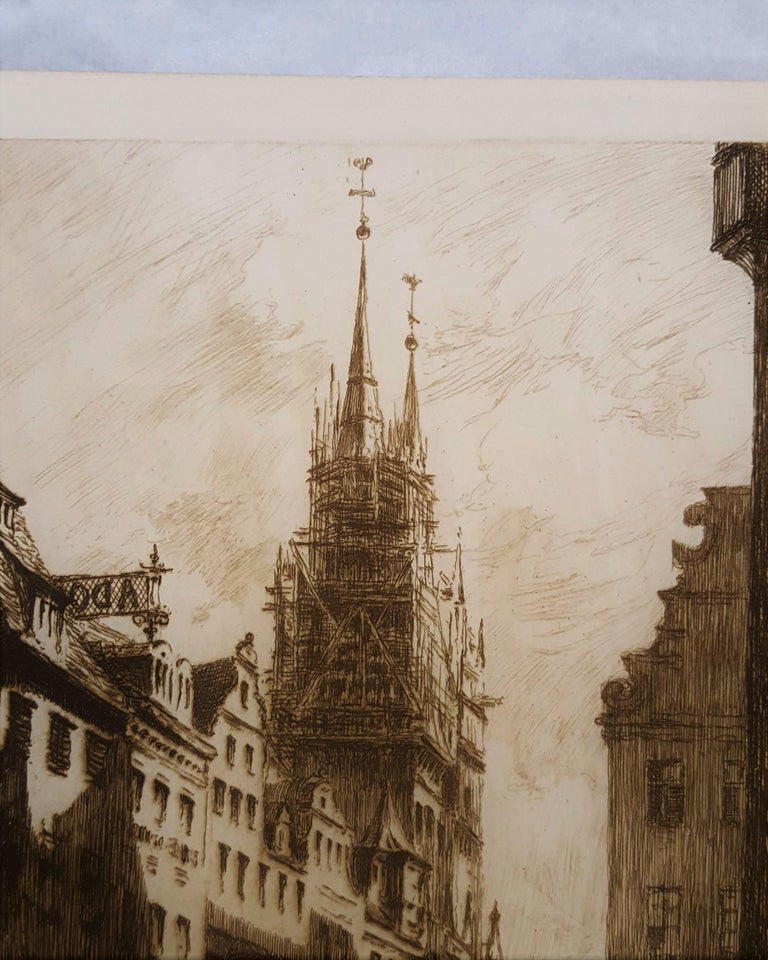 Une Rue a Nuremberg For Sale 2