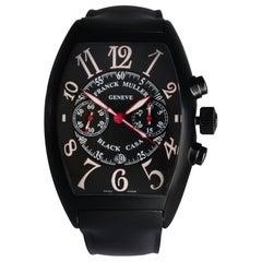 Frank Muller Casablanca Black Casa Steel PVD Automatic Watch 9880 C CC DT NR