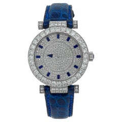 Frank Muller Two Tone Diamond, Sapphire Watch