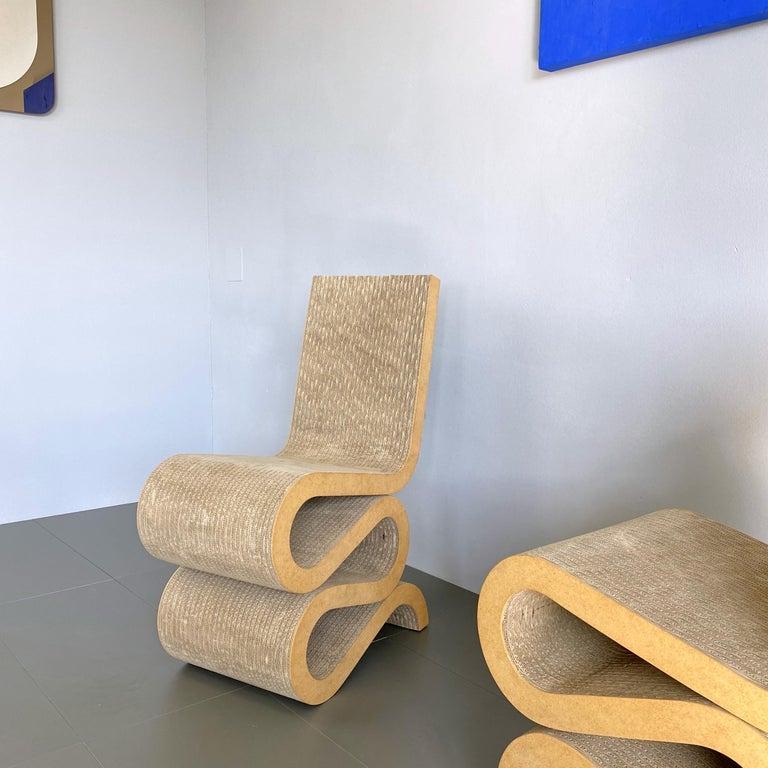 Post-Modern Frank O. Gehry Easy Edges