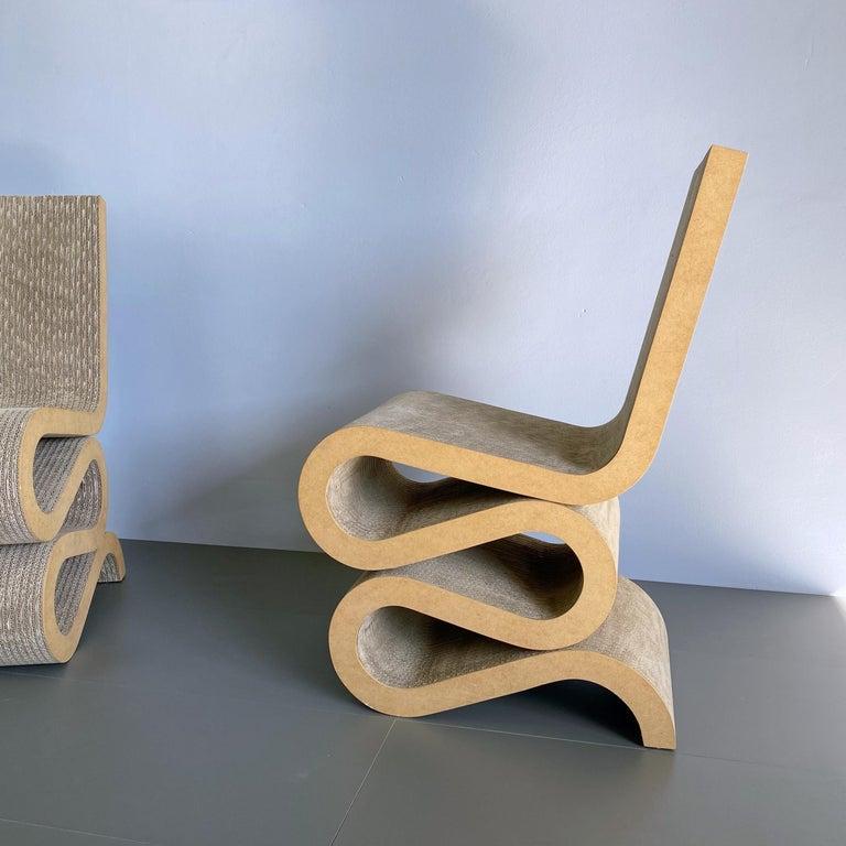 Laminated Frank O. Gehry Easy Edges