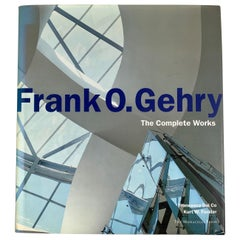 Frank O Gehry, The Complete Works by Francesco Dal Co. Modern Architecture Book