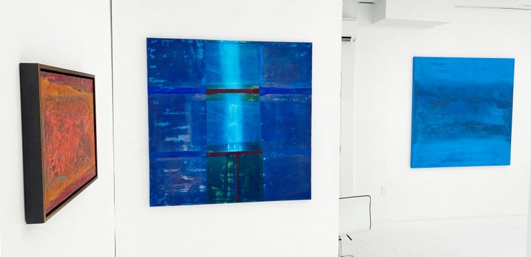 Span 202 - Painting by Frank Olt