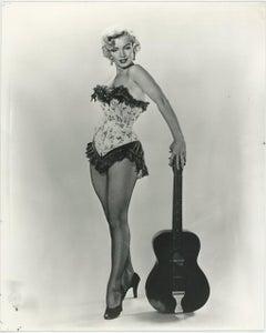 """Marilyn Monroe Publicity Still """"River Of No Return"""" 1954"""