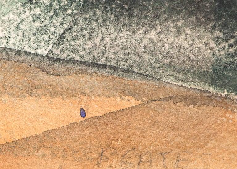 Untitled (Colorado Mountains, Modernist Landcape) For Sale 2