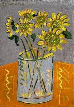 Sunflowers, by Frank Romero