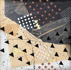 Abstract Collage by Frank Rowland