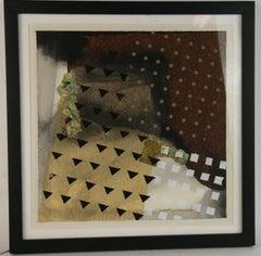 Abstract Geometric Mixed Media #2