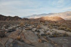 California Dreaming - large scale photograph of iconic desert landscape