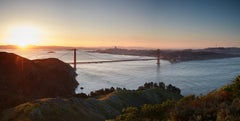 "Golden Gate Bridge ( 58 x 110"" )"
