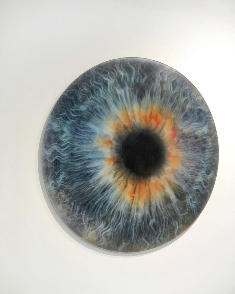 IRIS I  ( circular frame 45