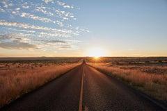"The Road ( 48 x 72"" / 122 x 183cm )"