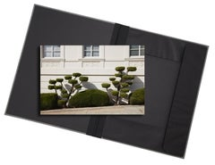 Topiary II - limited edition photograph in archival portfolio gift binder