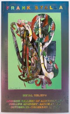 Addison Gallery, Andover 1982 Poster (Katsura 1977)