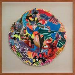Frank Stella, Fattiburg, Silkscreen, Lithograph, Aquatint, 1996