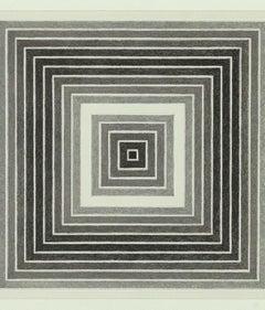 """Frank Stella """"Sharpsville"""", 1972"""