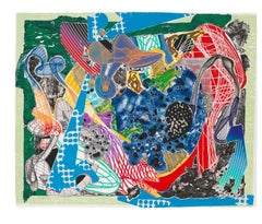 Frank Stella, Swoonarie from: Imaginary place