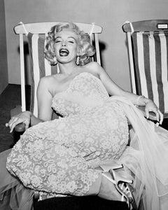 Marilyn Monroe, Deck Chair