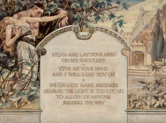 The Abolishing of Death, Cosmopolitan commission, 1919