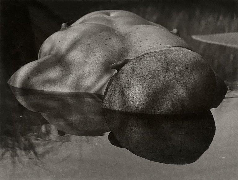Frank Yamrus Figurative Photograph - tracy - lace