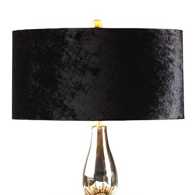 Franklin Table Lamp In Bronze Finish For Sale At 1stdibs