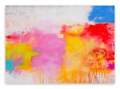 The Scope of pure vividness 1 (Abstract painting)