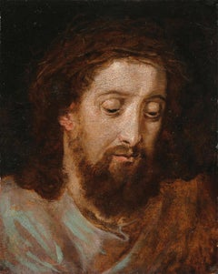 Depiction of Christ Attributed Frans Floris the Elder (1517-1570) - Renaissance