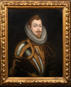 Portrait of King Philip III of Spain (1578-1621), early 17th Century