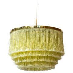 """Frants"" Fringe Ceiling Lamp by Hans-Agne Jakobsson, Sweden, 1960s No.4"