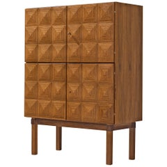 Franz Meyer Highboard in Rosewood