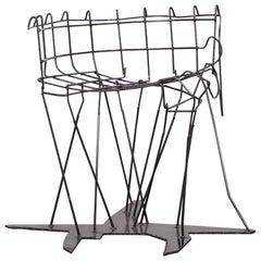 "Franz West ""Aus Dem Arrangement"" Chair, 1989"