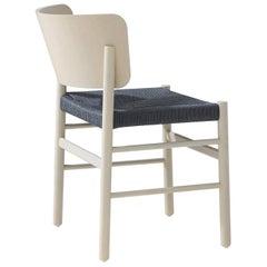 Fratina 680 Gray Chair by Emilio Nanni