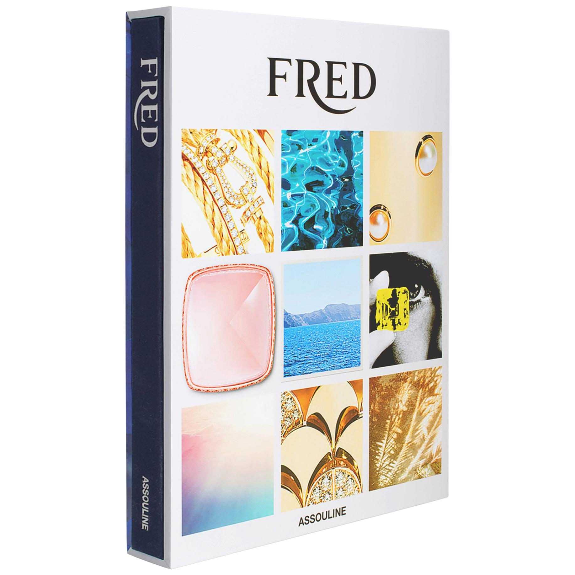 """""""Fred"""" Book"""