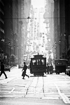 Cable Car Line, San Francisco