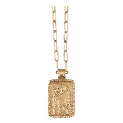 Fred of Paris Aquarius Zodiac Charm