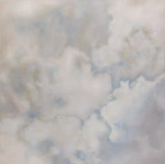 Ciel Sensible (Sensitive Skies )  / Oil on Linen