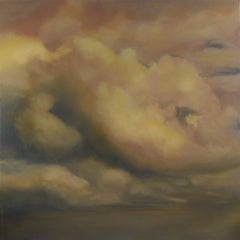 Cieux de Braises  ( Ember Skies )  / Oil on Linen