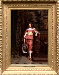 The Handsome Nobleman