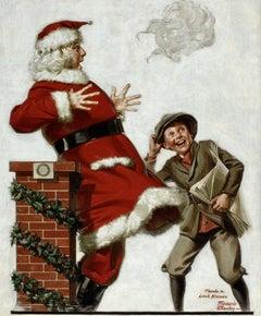 Santa in the Wind