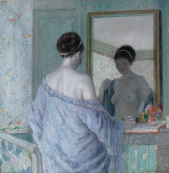 Lady at the Mirror