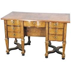 Frederick I Baroque Writing Table or Desk, Origin, Sweden, circa 1720