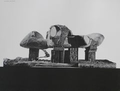"""Frederick Kiesler: An Exhibition of Architecture and Sculpture"""