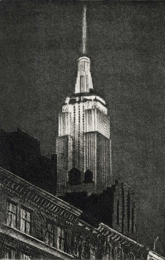 Empire State (the architectural sentinel of New York City)
