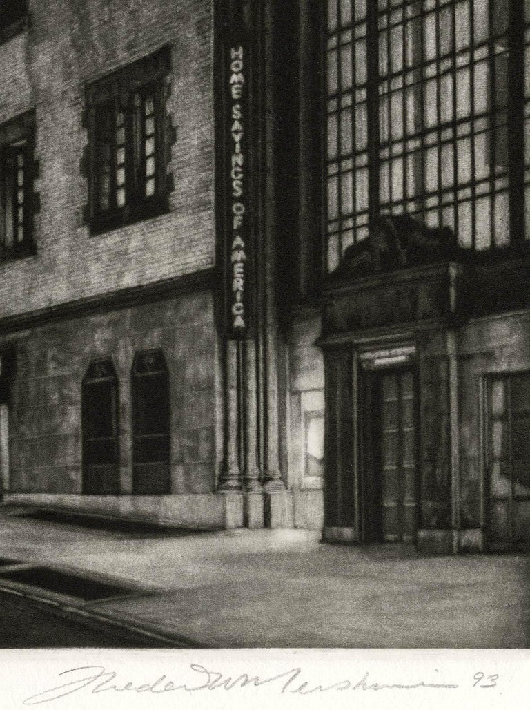 Passage (Inaugural Selection of Print Club of New York / E41st bet Lex and Park) For Sale 1