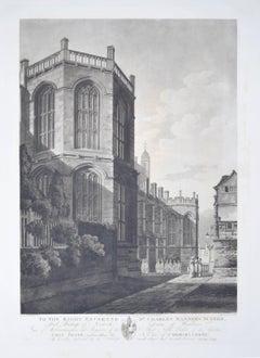 1804  St George's Chapel Windsor Castle Prince Harry Megan Markle Royal Wedding