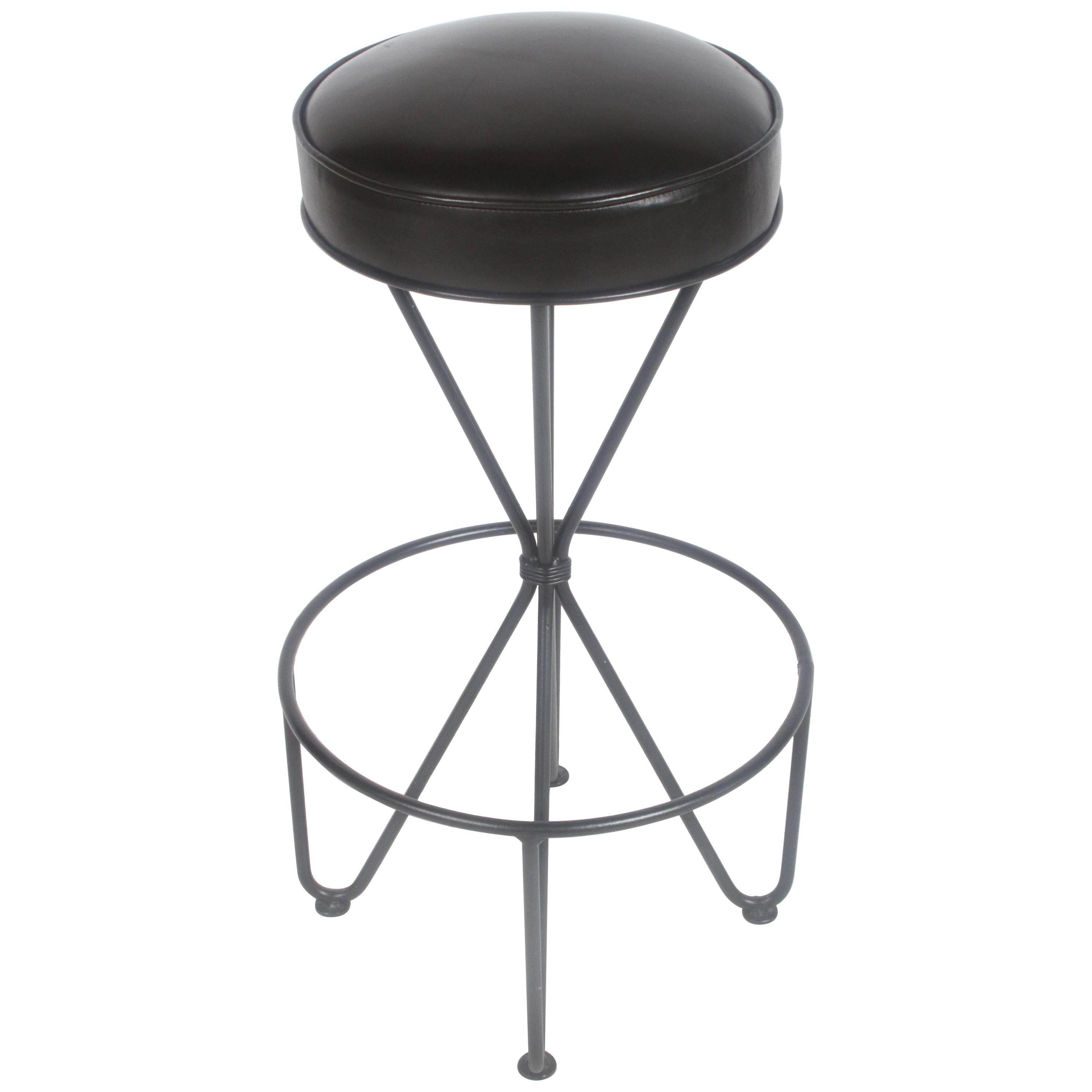 Superb Stool By Frederic Weinberg 1955 Andrewgaddart Wooden Chair Designs For Living Room Andrewgaddartcom