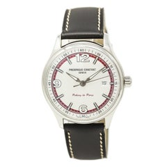Frederique Constant Vintage Rally Fc-303Wbrp5B6 w/ 8 Band, Stainless-Steel Bezel