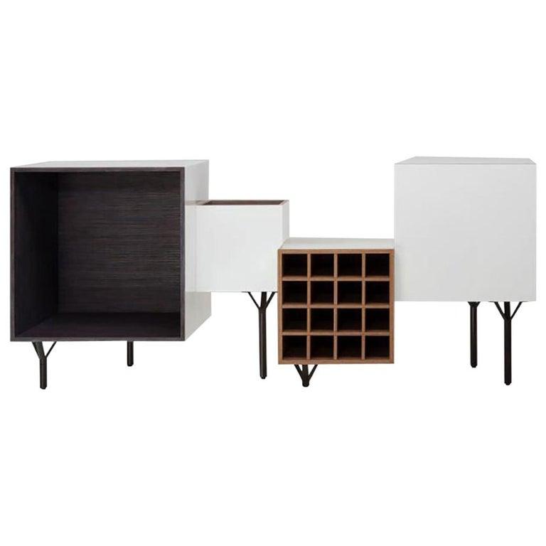 Free Port Cabinet by Martí Guixé for BD Barcelona For Sale