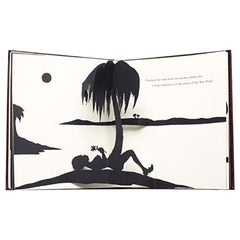 Freedom, A Fable Curious Interpretation Pop-Up Book by Kara Walker